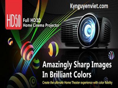 Máy chiếu cũ Optoma HD50