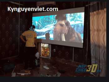 Máy chiếu cũ Full HD BenQ