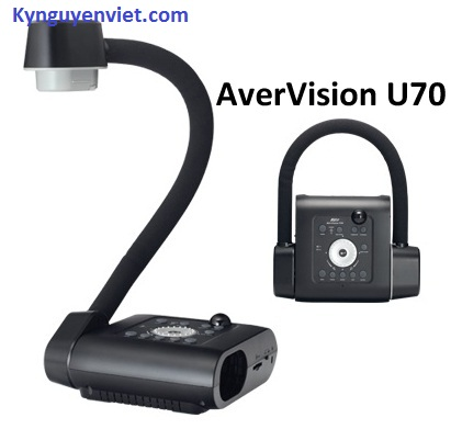 Máy chiếu vật thể avervision U70