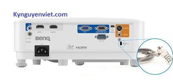 máy chiếu cũ benQ ms550